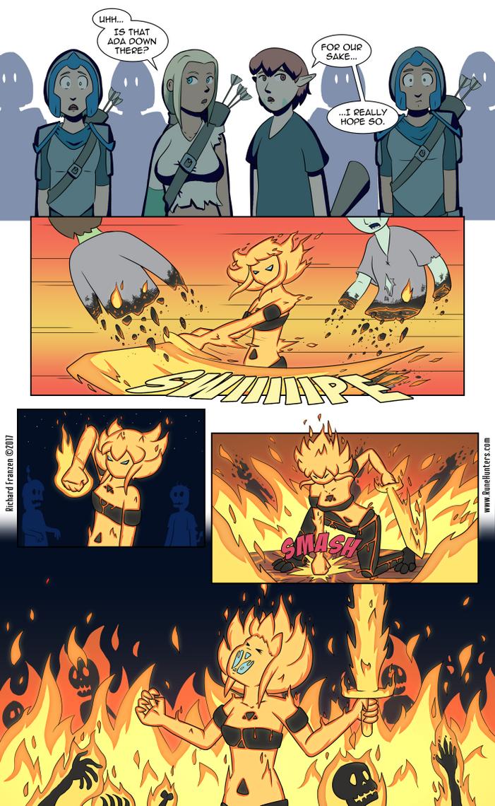 Rune Hunters - Ch. 14 Page 11 by Cokomon