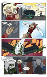 Rune Hunters - Ch. 19 Page 3 by Cokomon