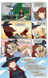 Rune Hunters - Ch. 19 Page 6 by Cokomon