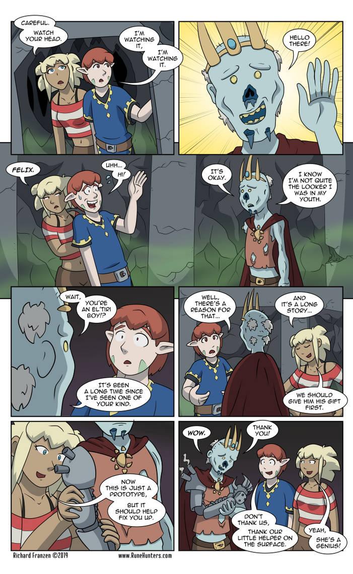 Rune Hunters - Ch. 19 Page 10 by Cokomon