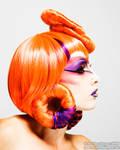 Pop Art: Orange - Side View