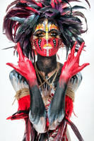 Nawa Tribe II by BeccyBex