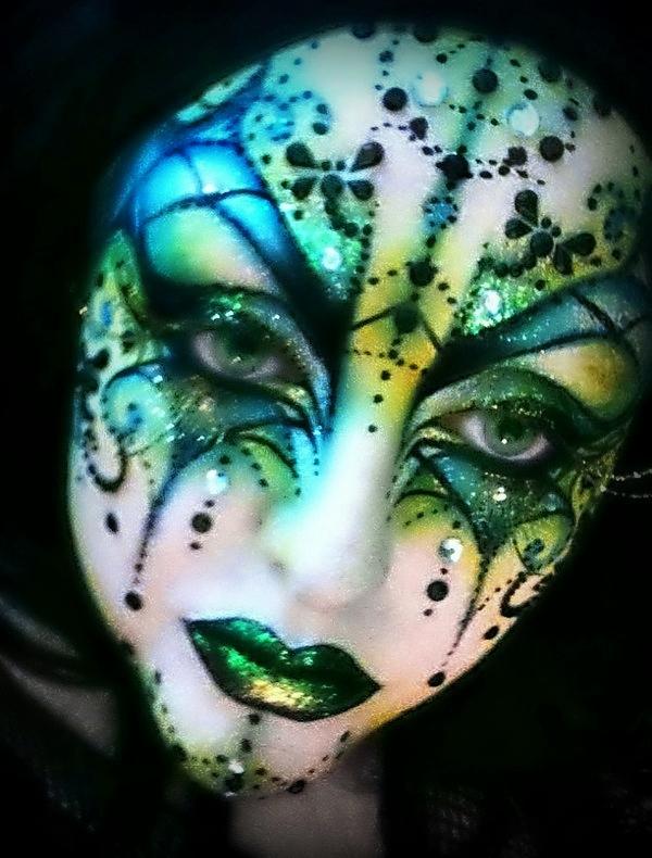 Venetian Mask IV by BeccyBex