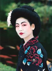 Summer Kimono by BeccyBex
