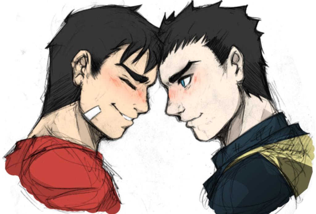 Damian Wayne And Billy – Billy Knight