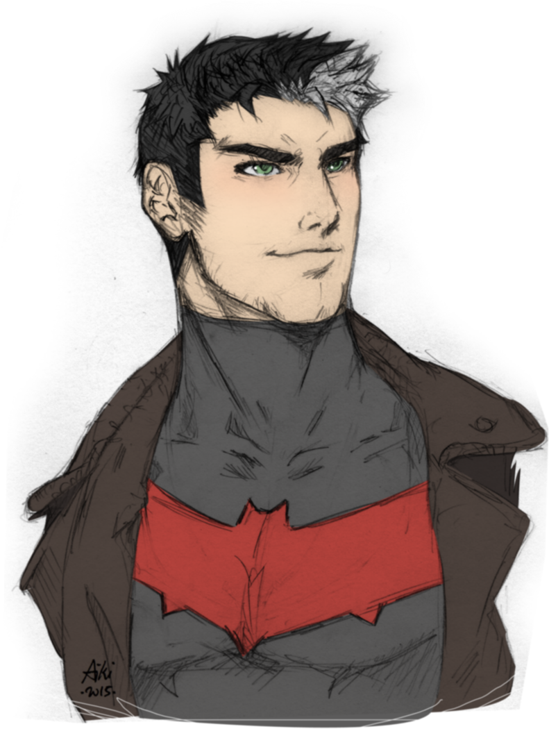 <b>Jason Todd</b> by khakki - jason_todd_by_khakki-d8t7ock