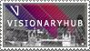 VisionaryHub Stamp by VisionaryHub