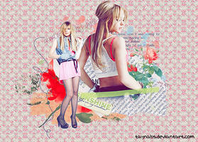 Lindsay Lohan Blend 2 by taynabs