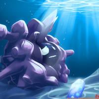 Pokemon Commission 09 by Ninja-Jamal