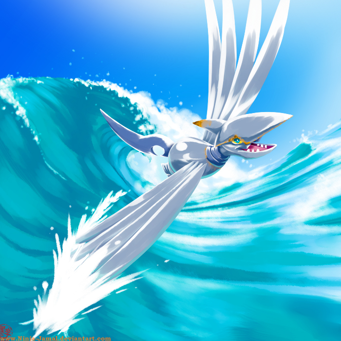Pokemon Commission 13 by Ninja-Jamal