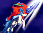 Keldeo's Tear of Courage