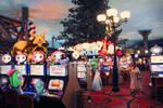 Wild Psychic Pokemon in Las Vegas Paris Casino