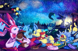Dream of Eeveelution