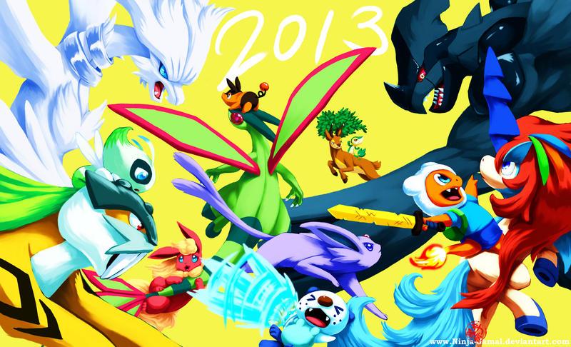 2013 by Ninja-Jamal