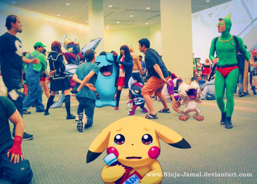 Just awesome Pokémon stuff Wild_pokemon_anime_expo_2013_at_the_hangout_floor_by_ninja_jamal-d6ga3zq