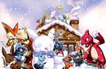 Happy Winter Holiday!!