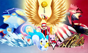 Tribute to the wonderful world of POkemon in 2014