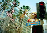Wild Pokemon in Hollywood