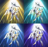 Alternate Divine Light of Arceus