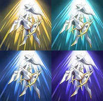 Alternate Divine Light of Arceus