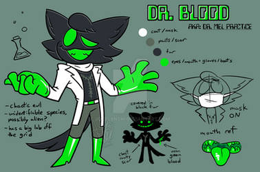 Dr Blood Reference