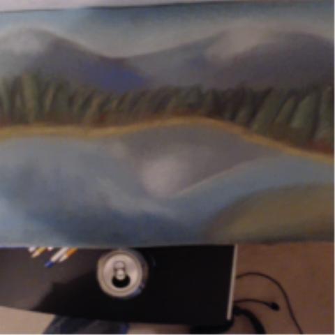 Mountain Lakescape by ProtoGiratina