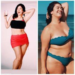 Emma Meyer Weight Gain by johnspartan17