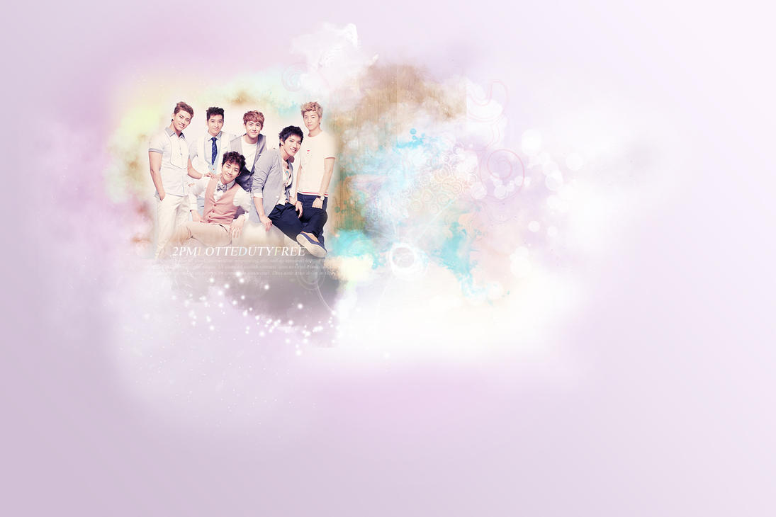 2PM Wallpaper by ~lucindasawyer on deviantART