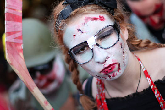 Zombie Walk - Warsaw 2010 - 7