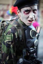Zombie Walk - Warsaw 2010 - 13