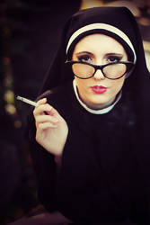 The Altar of Incense - nun