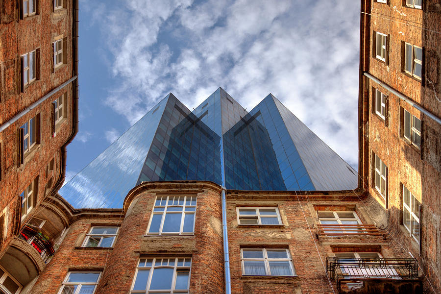 Warsaw by freemax