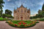 Cathedral of St. Barbara - Kutna Hora
