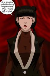 Avatar: Mai Is Not Amused by SuraKuraAnon