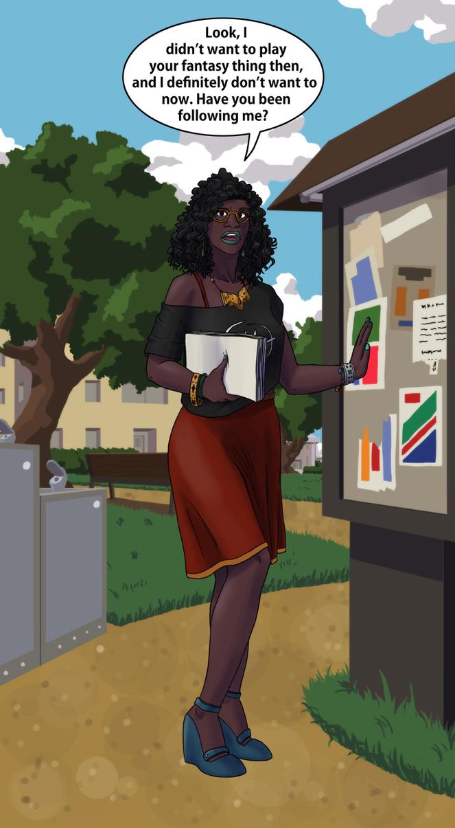 Character Creation II: Hannah by SuraKuraAnon