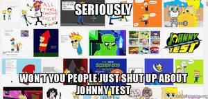 Anti-Anti Johnny Test