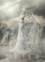 Ice Queen Of The Arctic by gandolf67