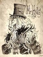 Hyde by DMarsela