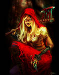 Woolfe Red Riding Hood