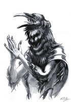 Raven by DMarsela