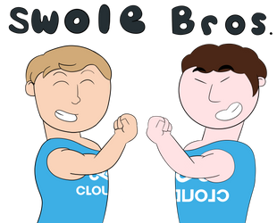 Swole Bros. by suzukipot