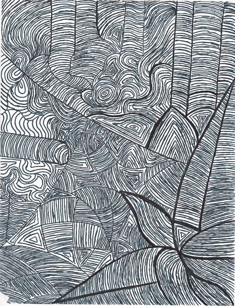 Cool Straight Line Art : Cool line pattern by theunwantedalchemist on deviantart