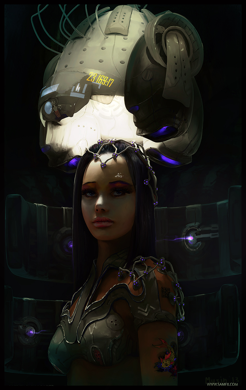 CyborgOperator by samice