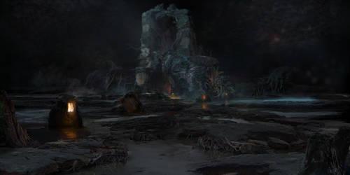 Underground Ruins