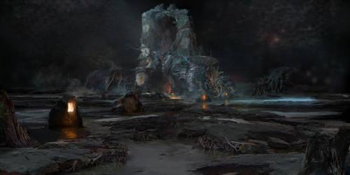 Underground Ruins 02