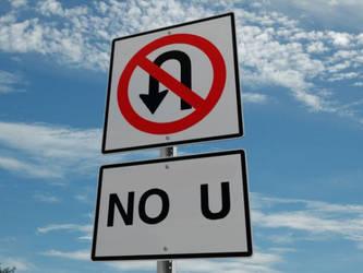 NO U by Teknosphere
