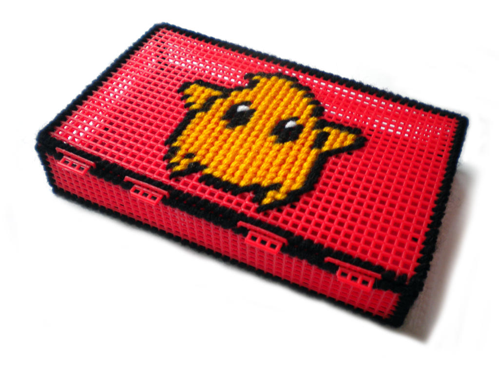 Nintendo 3ds Xl Case By Tails32x