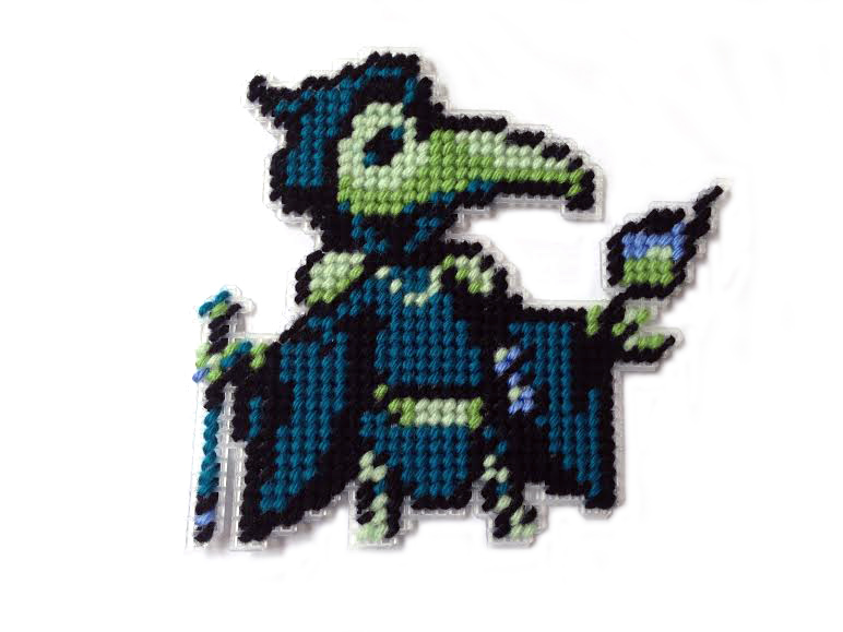 Plague Knight From Shovel Knight By Tails32x On Deviantart