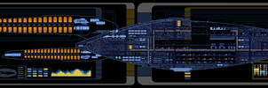 Jupiter class carrier Master Systems Display