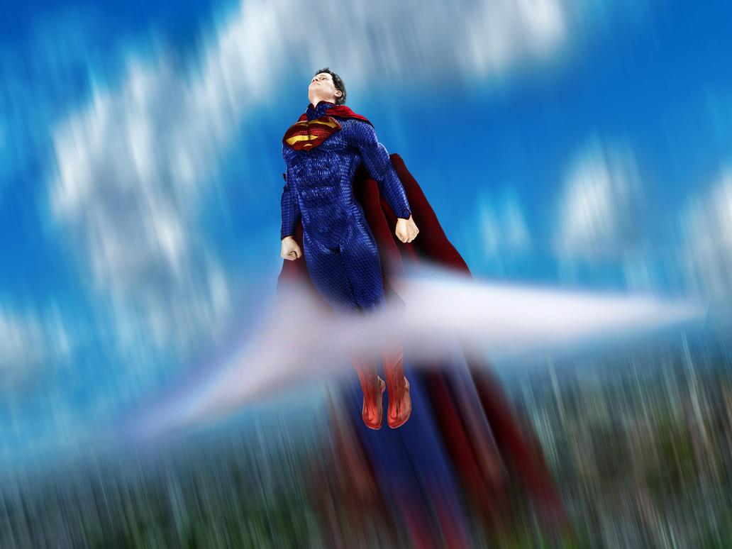 Image result for superman flight